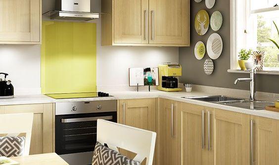 Kendal oak kitchen new house renovations for Kitchen 0 finance wickes