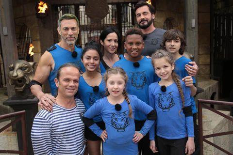 L'équipe des Kids United - 27/08/2016 - News et vidéos en replay - Fort Boyard - France 2