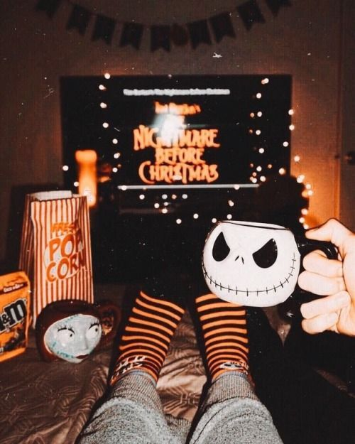 nightmare before christmas #halloween #horror