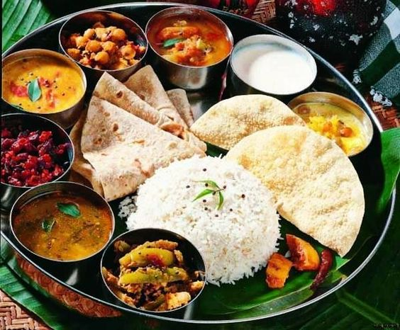 Traditional indian food traditional south indian for Authentic south indian cuisine