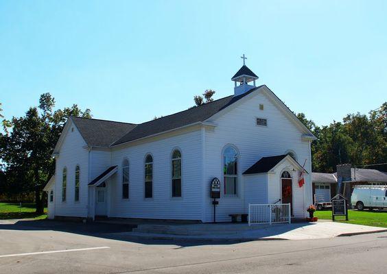 Kibride United Church (1860), Kilbride, Ontario