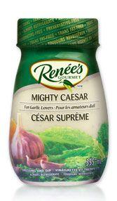Favourite Dressing: RENÉE'S MIGHTY CAESAR DRESSING