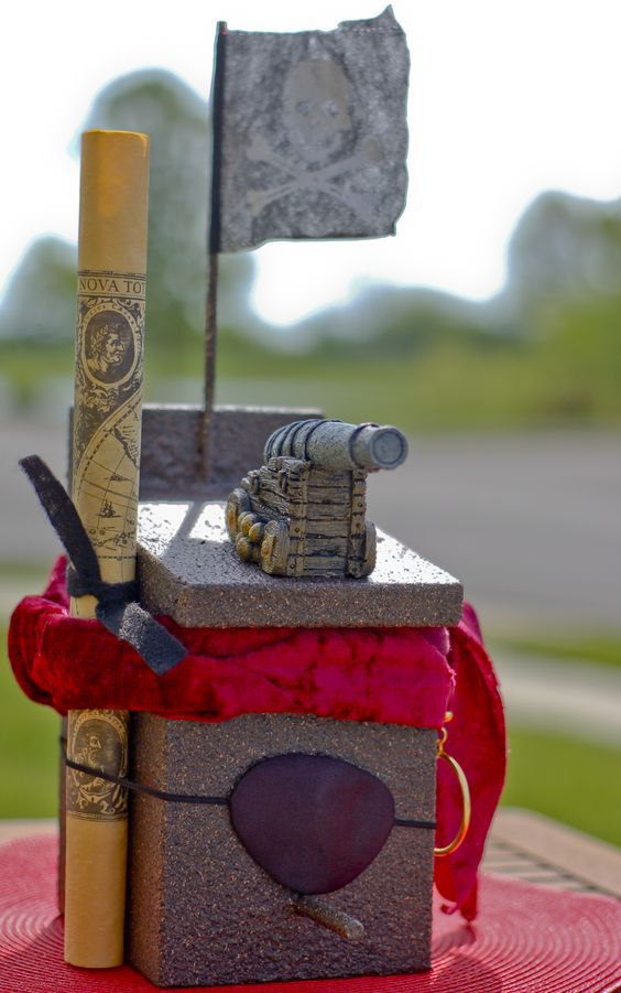 Our next birdhouse is from artist Christopher Maples. His inspiration was the swashbuckler in all of us. You can bid on this birdhouse, or the many others still to be showcased, on Saturday, May 19th at Start Your Engines: Partners Inside 2012. For more information, visit www.pihdc.org.