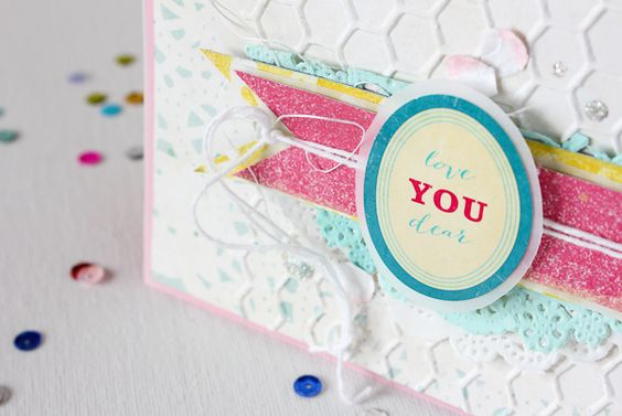 Blog Hop | CardMaker and Crate Paper inspiration