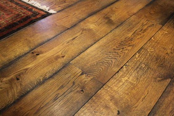 red oak engineered hardwood flooring as kitchen flooring options