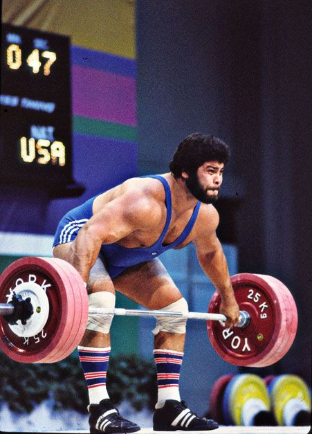 Image result for mario martinez weightlifting