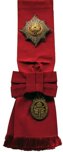 Insignia of the Order of the Bath