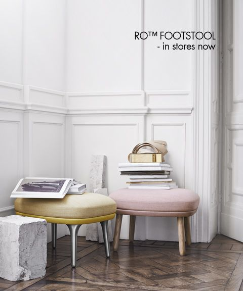 Fritz Hansen  - exclusive design furniture -DESIGN jaime Hayn