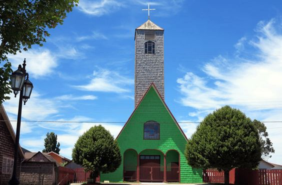 CHILOÉ'S CHURCHES More than 150 wooden chapels dot Chiloé's rugged, misty landscapes. These historic chapels are elegant reminders of the island's missionary past.