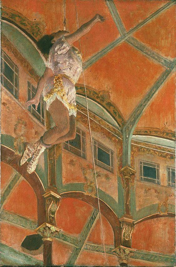 Degas: Miss La La