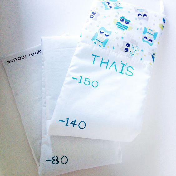 Toise personalisable Prénom coloris au choix : Autres bébé par mini-mouss