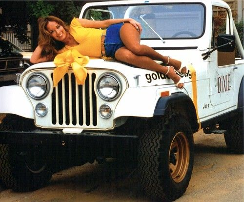 Daisy Duke S Jeep Jeep Life Pinterest Daisy Dukes