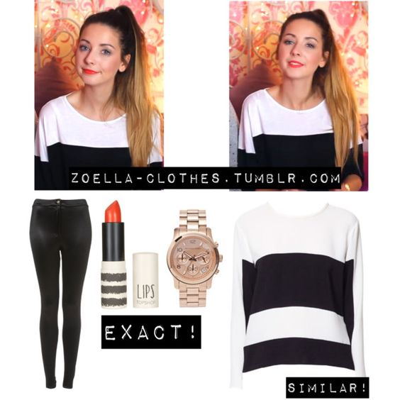 """Inspired By Zoella: """"Zoella Exact!"""" By Zoella-clothes On Polyvore"""