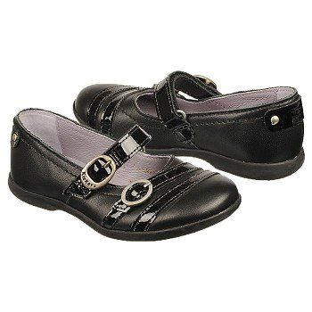 Kickers Angie Tod/Pre/Grd Shoes (Black) - Kids' Shoes - 31.0 M