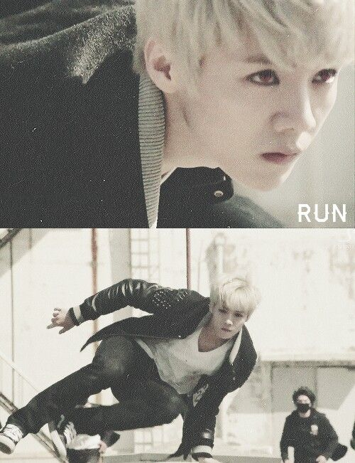 Luhan - Wolf Drama I loved it when all of their eyes ...  Luhan - Wolf Dr...