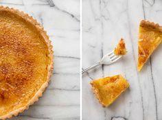 Pastry Affair | Brûléed Lemon Tart