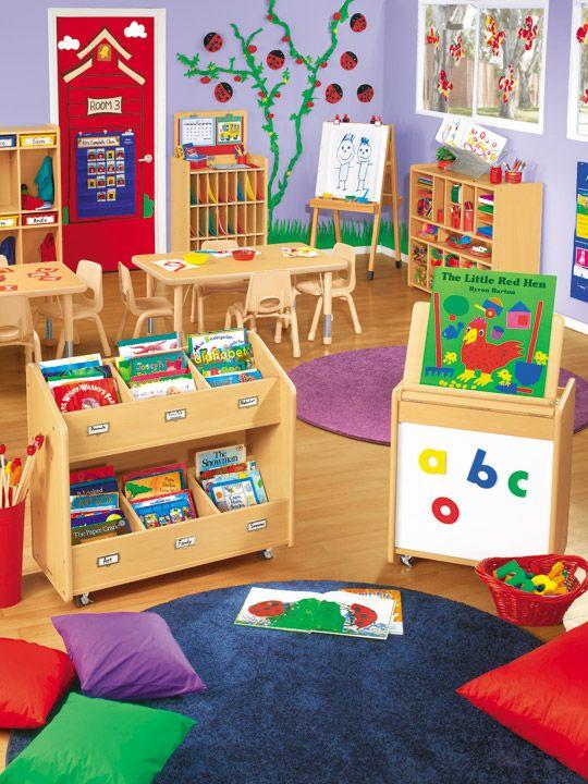 preschool ClassROOM Layout Pinterest