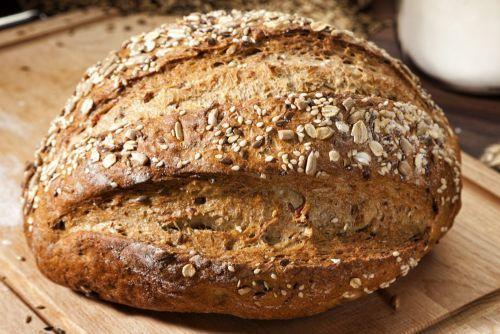 A máquina de pão