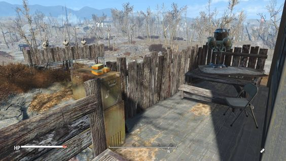 I've finally finished my Fallout 4 settlement. PS4 no mods just a lot of hand-placing props.