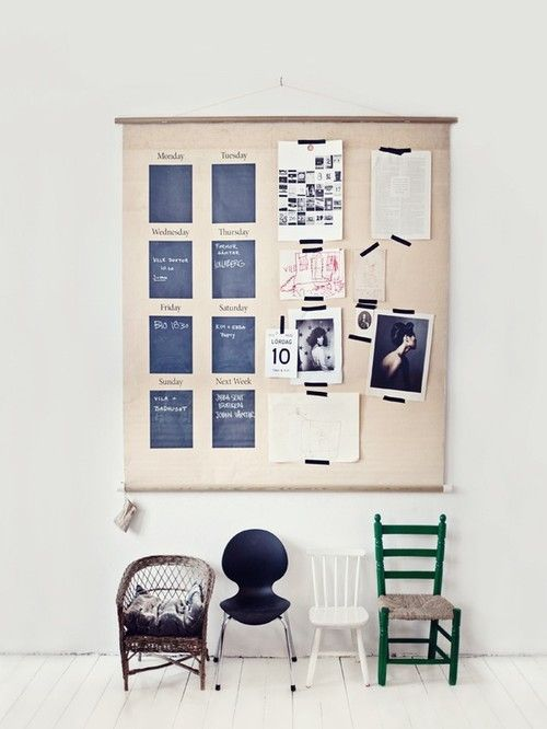 creative organizing idea