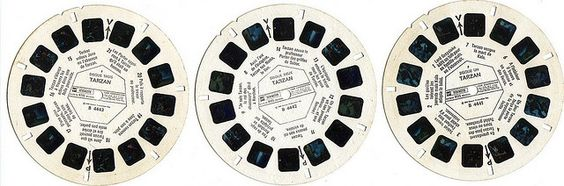 View-Master awesomeness.