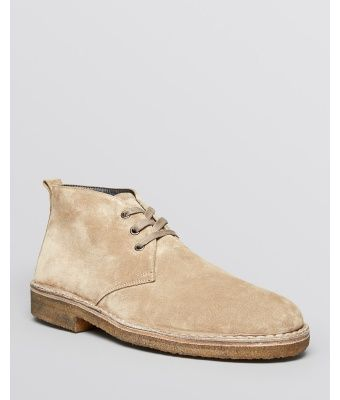 Vince Lawrence Suede Chukka Boots | Bloomingdale's - Earn cash when you shop or share on haveyouseen.com!