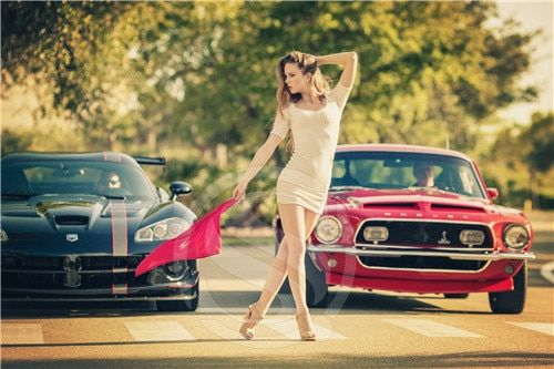Pin By Paul Taylor On Ford Shelby Mustang Girl Car Girls Ford Mustang Shelby