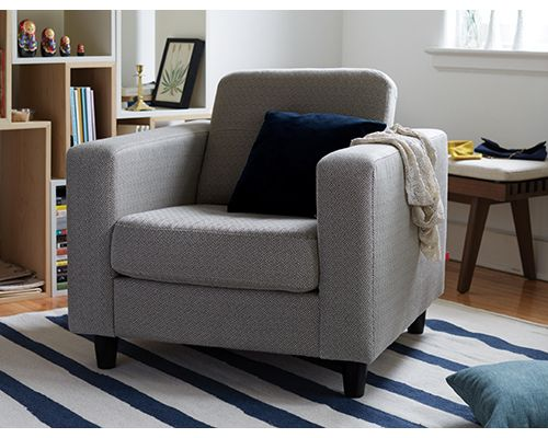 Porter Chair - Fabric EQ3 | Living room | Pinterest | Chair fabric Porter chair and Living rooms & Porter Chair - Fabric EQ3 | Living room | Pinterest | Chair fabric ...