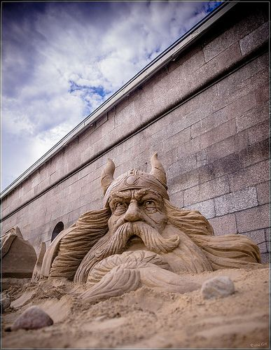 Aegir, God of the Ocean and King of the sea creatures | by mr.letof