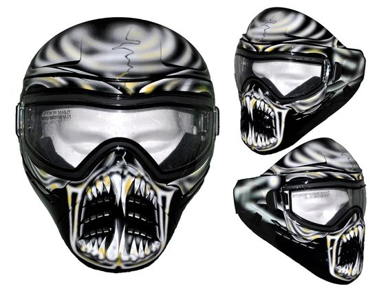Save Phace So Phat Goggles : Warlord  Comes with a Clear Single Pane Lens and an additional THERMAL Coloured Replacement Lens.  Link will need to be copy and pasted into browser The Paintball Factory - http://goo.gl/O23G3u