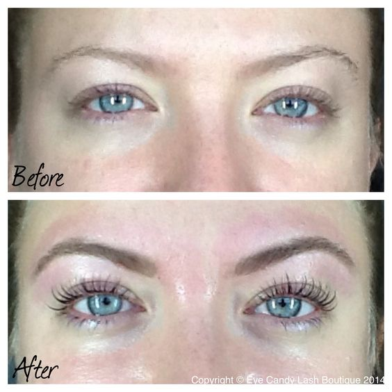 What is brow and lash tinting – Trend direction of makeup photo blog