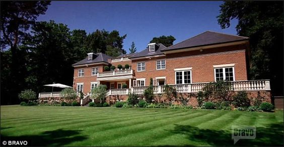 Caroline Stanbury & Cem Habib's house in Surrey England ...