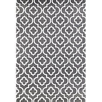 3028 Dark Gray Moroccan Trellis 7 10x10 6 Area Rug Carpet Large New Rugs On Carpet Large Carpet Rugs