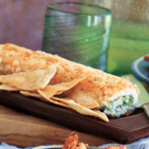 Williams-Sonoma Avocado and Cream Cheese Roll