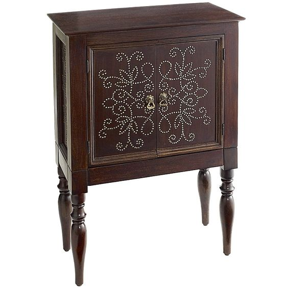 Small entry tables nice and the o39jays on pinterest for Small entryway cabinet