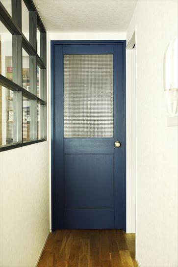 フォーム リノベーションの事例 ドア 施工事例no 558憧れの室内窓で開放的なldkを実現 スタイル工房 室内窓 室内ドア ドアリフォーム