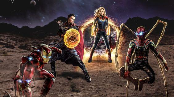 Avengers 4 End Game Art 2019 4k Wallpaper Avengers Wallpapers Hd 4k Avengers End Game 4k Wallpaper Avengers Pictures Marvel Avengers Funny Avengers Wallpaper