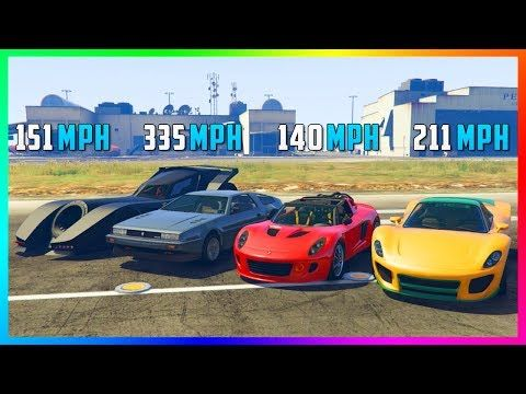 Cool What Is The Fastest Vehicle In Gta Online Fast Cars Gta Online Gta