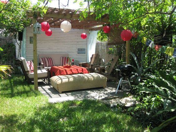 Awesome Cool Backyard Party Activity Ideas