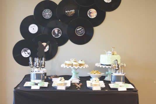 Tema da festa: Música – 42 ideias para você arrasar | SABRINAMIX.com: