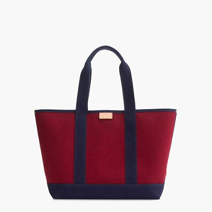 J.Crew+-+Surfside+canvas+tote+bag