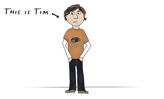 The Life and Times of Tim