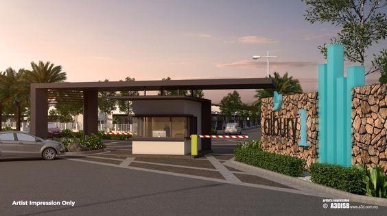 New Property - ALBURY AT MAHKOTA HILLS