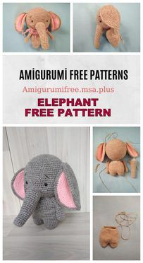 Pinterest Blog in 2020 (With images) | Crochet patterns amigurumi ... | 372x203