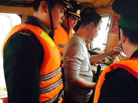 Bắt tàu Trung Quốc xâm phạm chủ quyền biển Việt Nam ... http://ift.tt/29IYj68 - http://ift.tt/g8FRpY