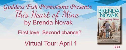 Erotic Author Nancy Adams: This Heart of Mine by Brenda Novak #Giveaway