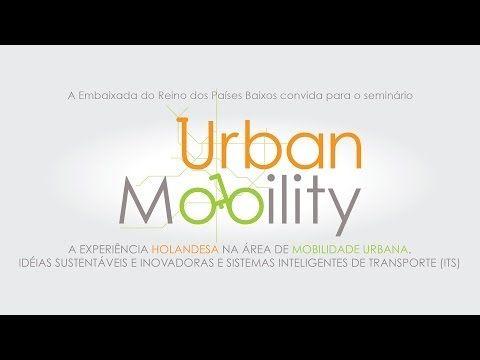 Urban Mobility - Dutch delegation visits São Paulo