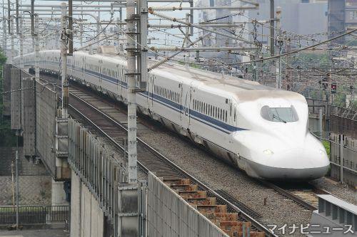 リアルタイム 東海道 新幹線 混雑 状況
