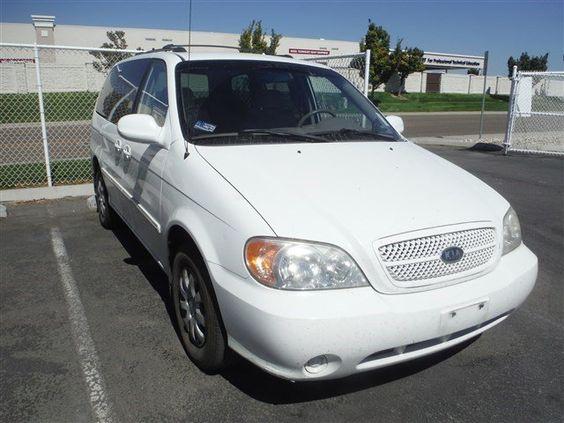 Used 2004 Kia Sedona For Sale   Nampa ID 81K Miles $4,998