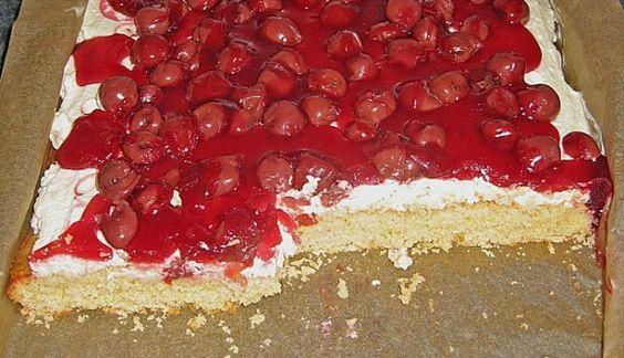 Beste Rezept: Philadelphia Kirsch Kuchen